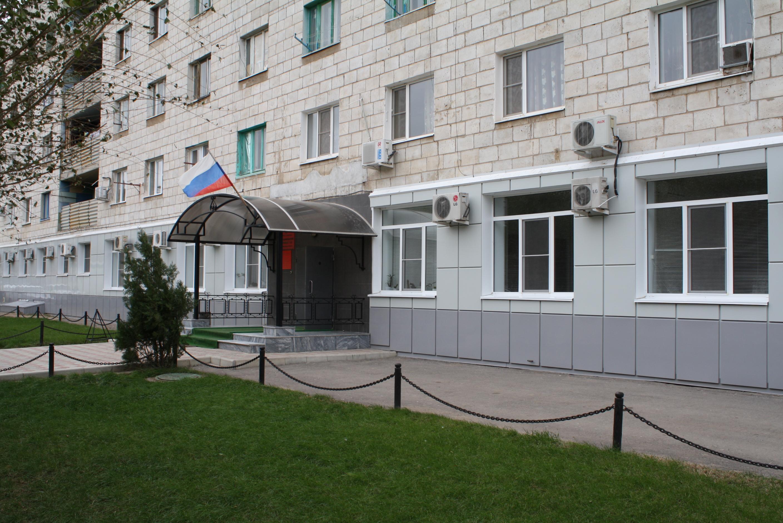 Котельниковский районный суд