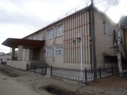 Красночикойский районный суд