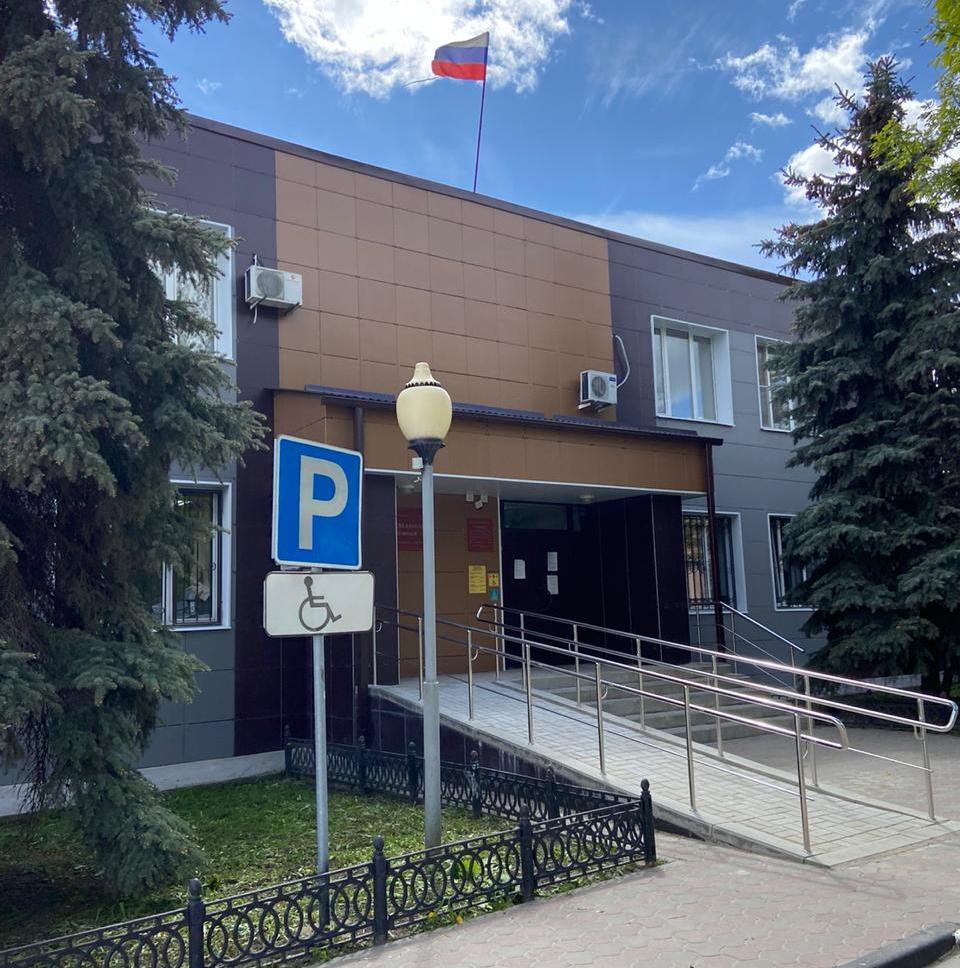Лебедянский районный суд