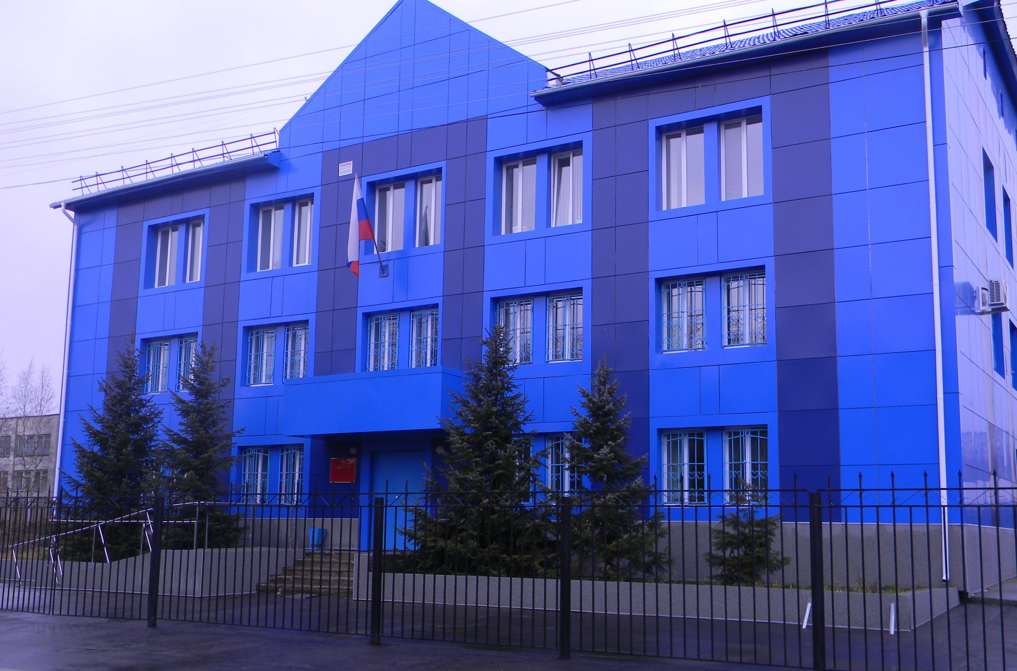 Николаевский-на-Амуре городской суд