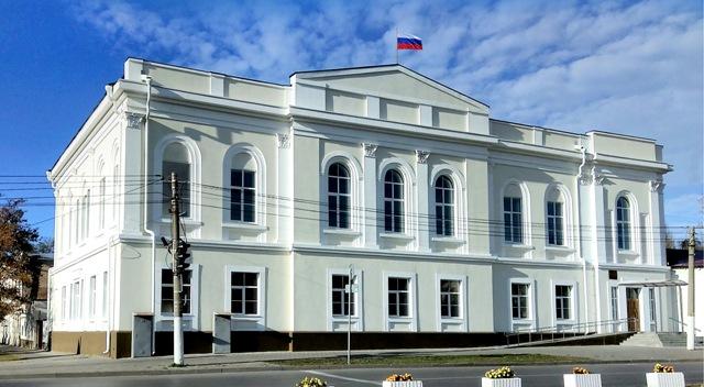 Новочеркасский гарнизонный военный суд