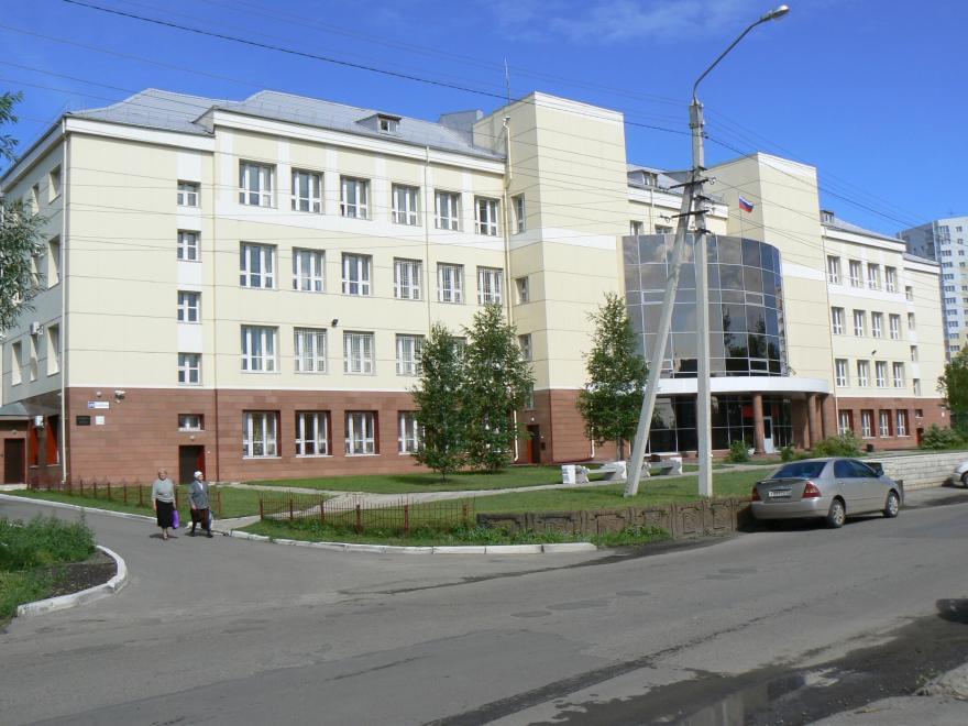 Октябрьский районный суд г. Барнаула