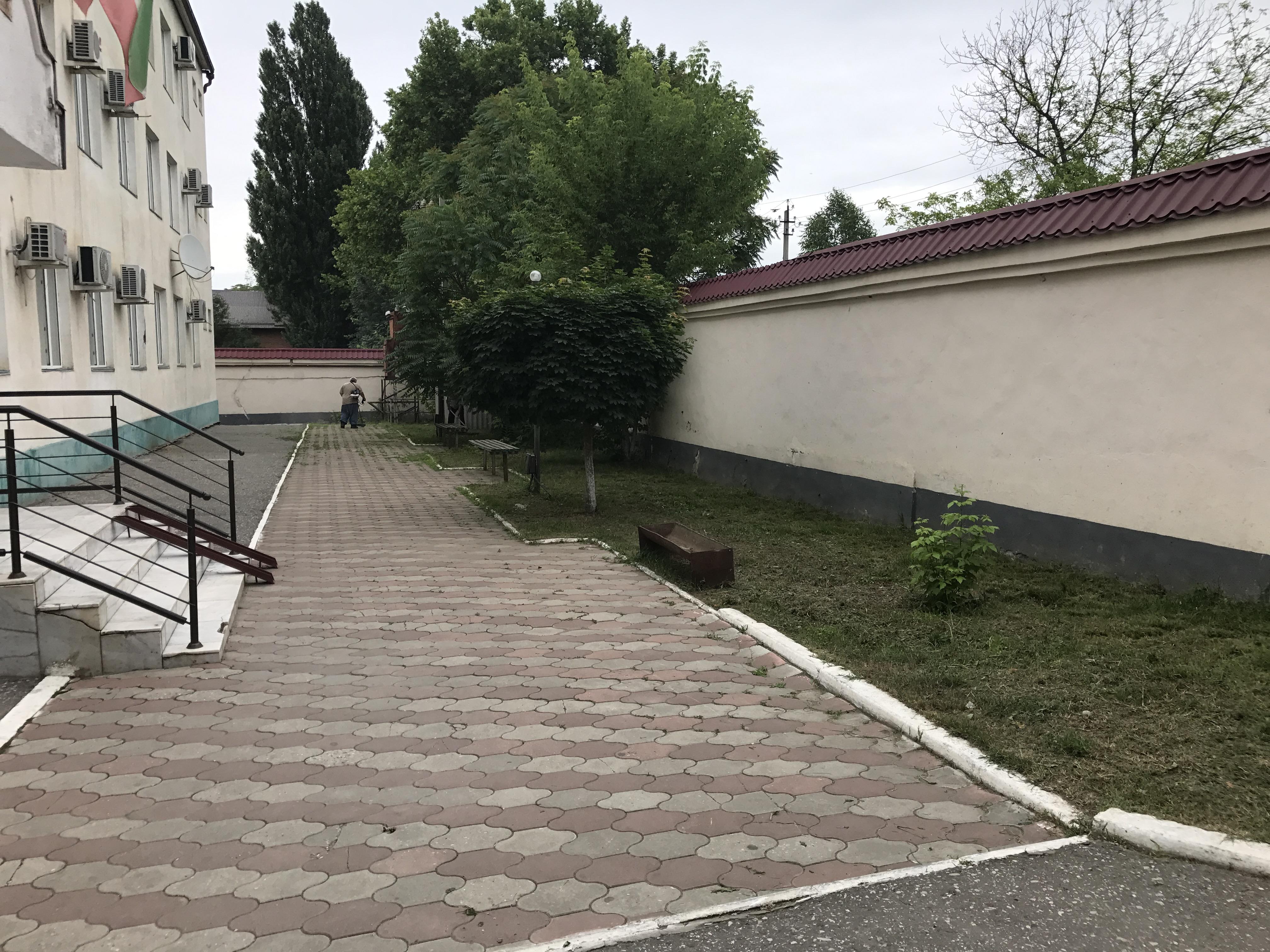 Октябрьский районный суд г. Грозного
