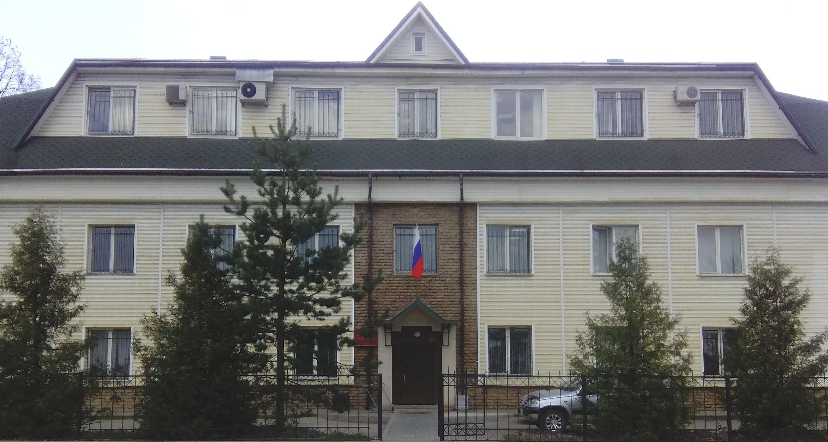 Окуловский районный суд