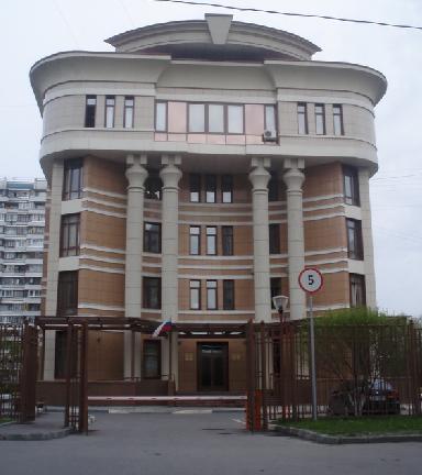 Останкинский районный суд