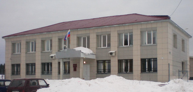 Подосиновский районный суд