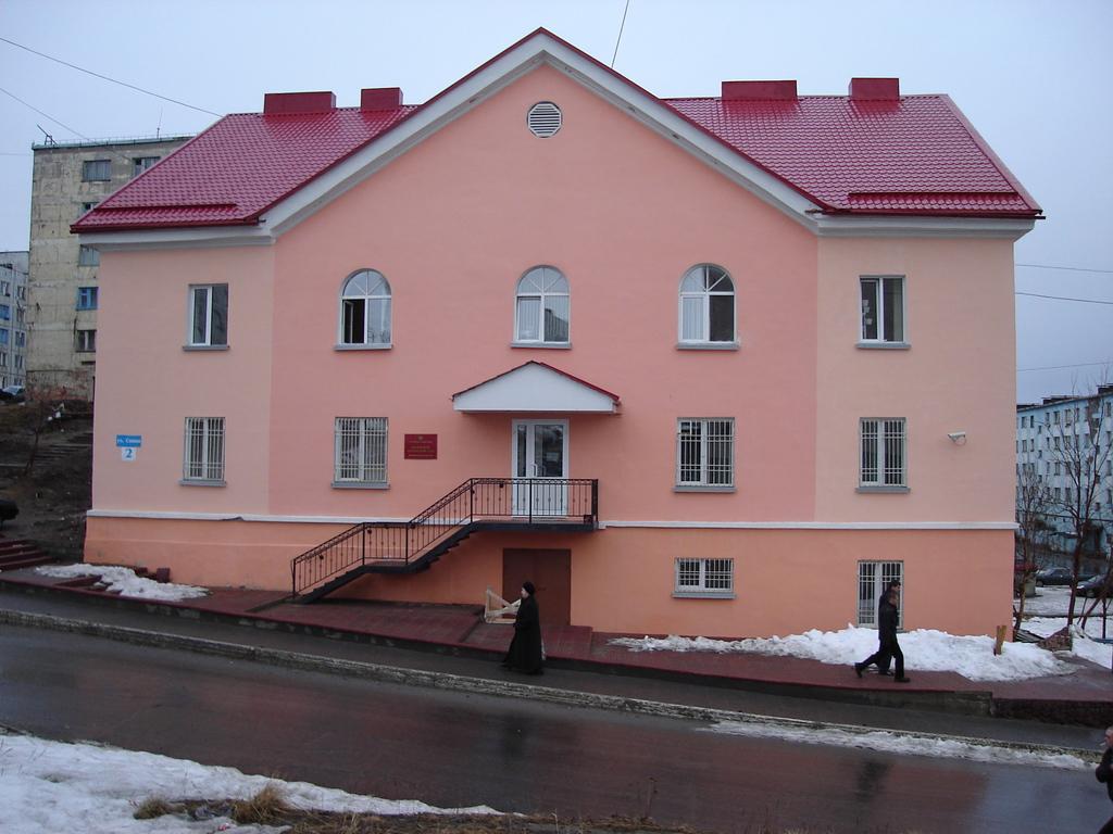Полярный районный суд