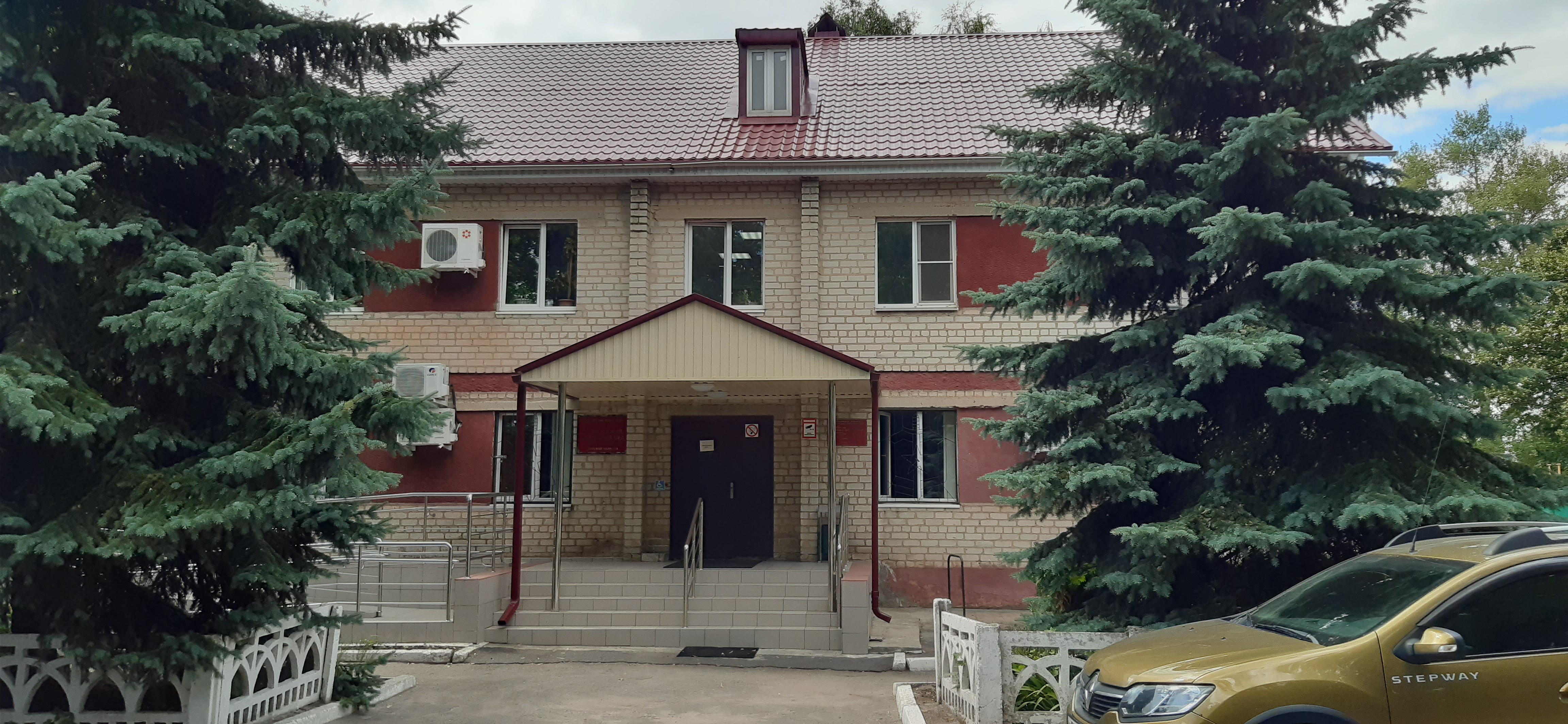 Пристенский районный суд