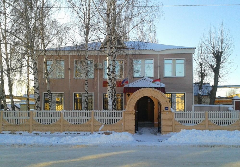 Рыбно-Слободский районный суд