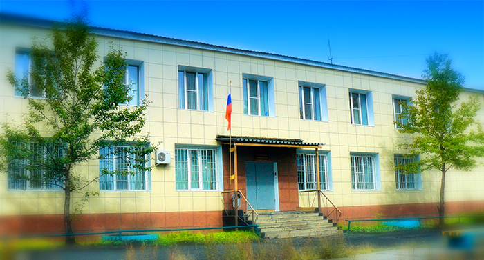 Сусуманский районный суд