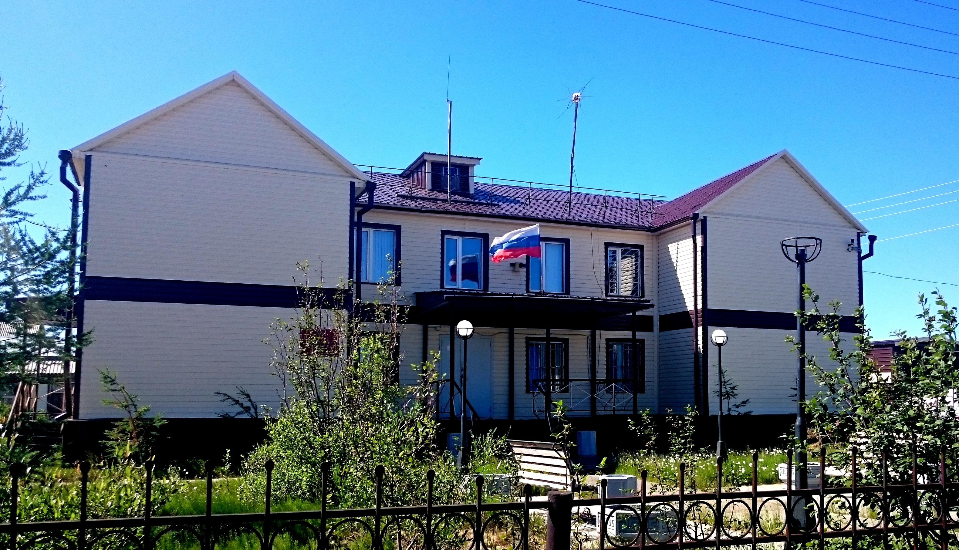 Тазовский районный суд
