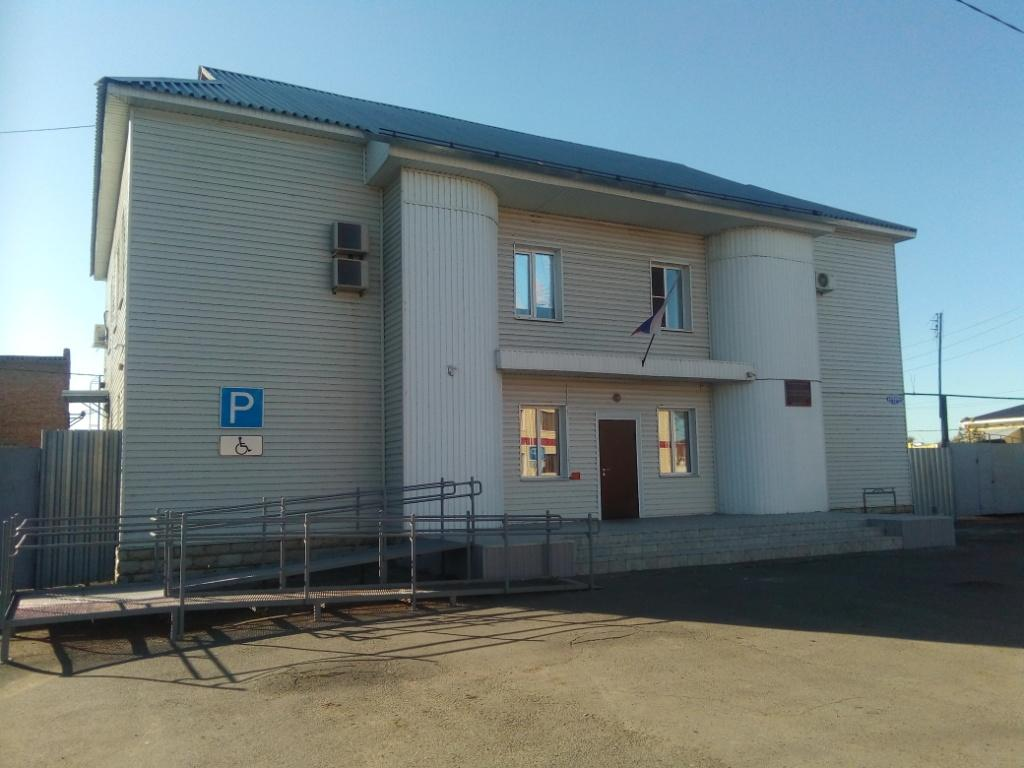 Тюкалинский городской суд