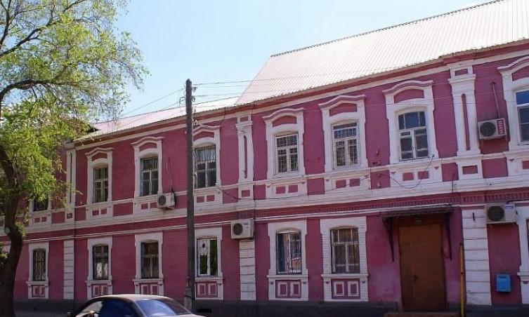 Астраханский гарнизонный военный суд