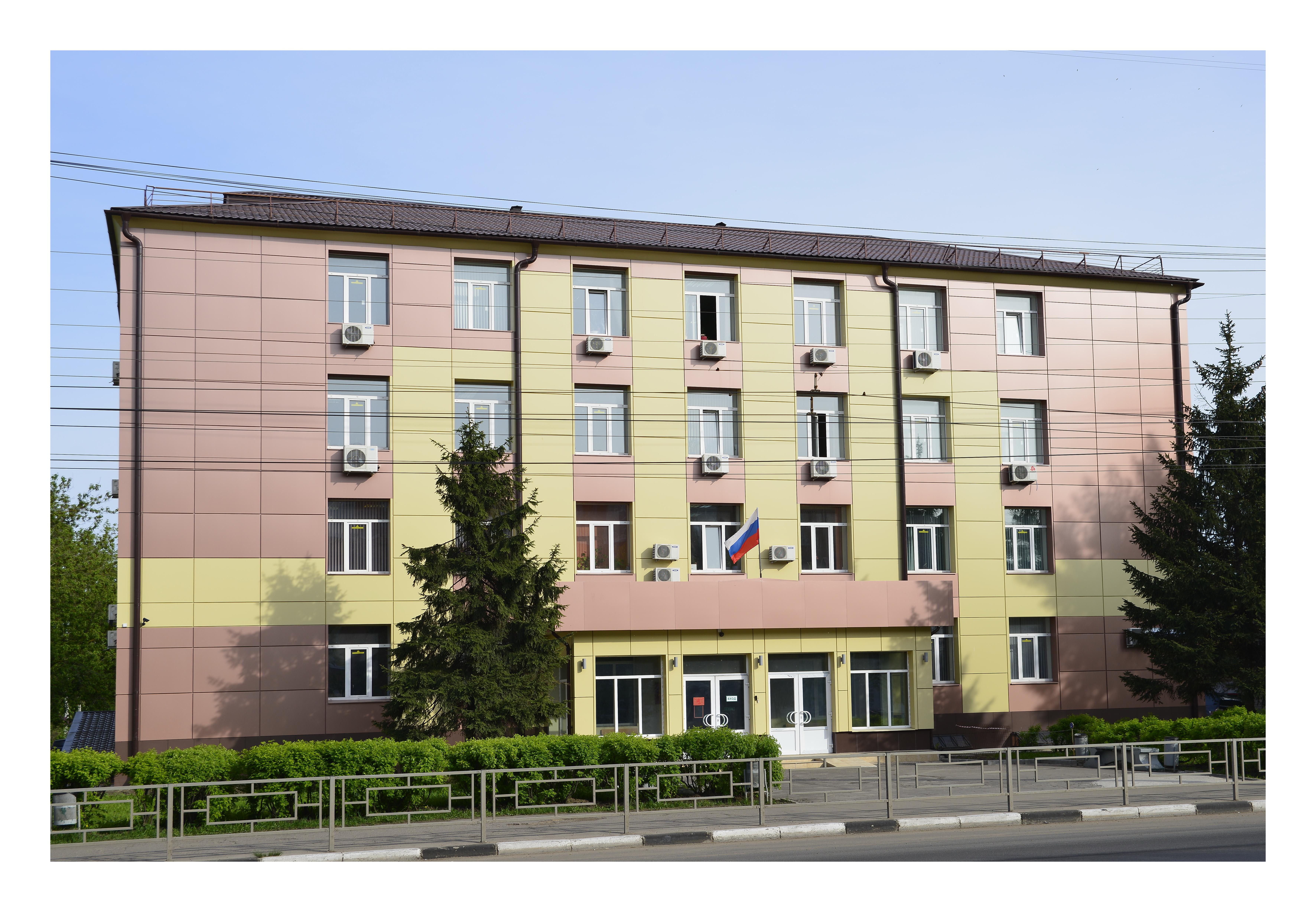 Центральный районный суд г. Твери