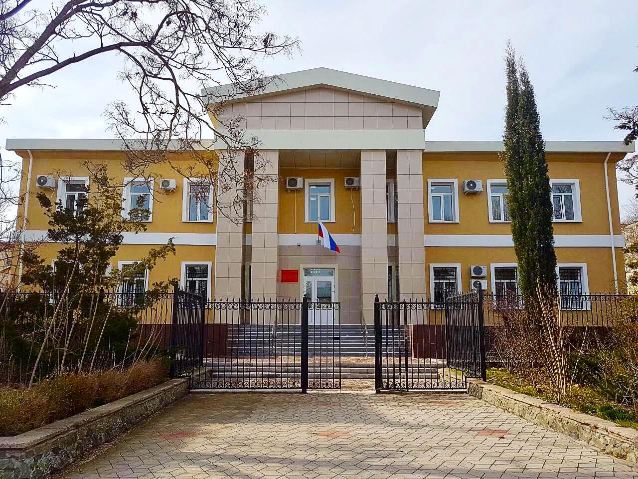 Черноморский районный суд