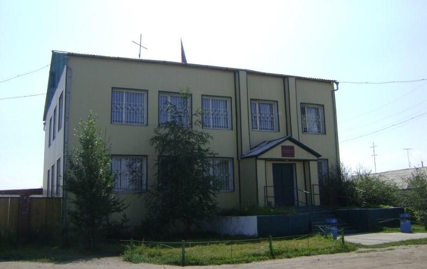 Бай-Тайгинский районный суд