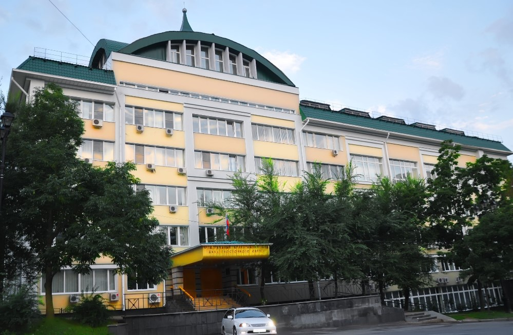 Дальневосточный арбитражный округ