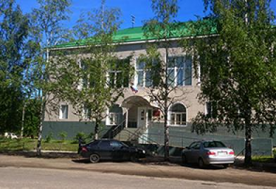 Коряжемский городской суд