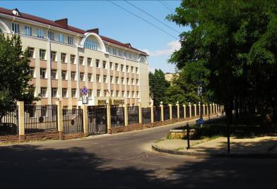 Октябрьский районный суд г. Ставрополя