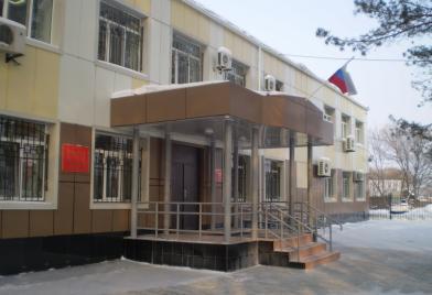 Суд района имени Лазо