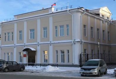 Томский гарнизонный военный суд
