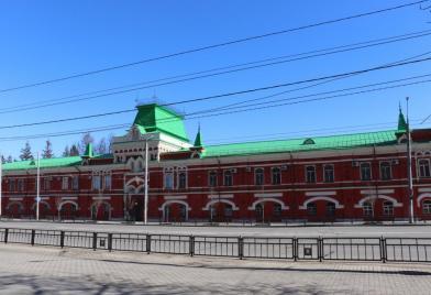 Тульский гарнизонный военный суд