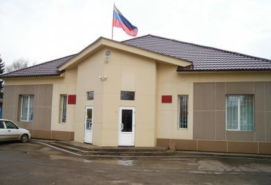 Тюхтетский районный суд