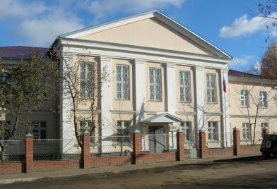 Вятскополянский районный суд