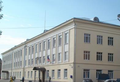 Гусь-Хрустальный городской суд