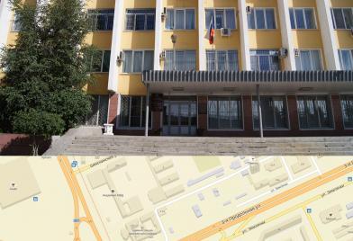 Дзержинский районный суд г. Волгограда