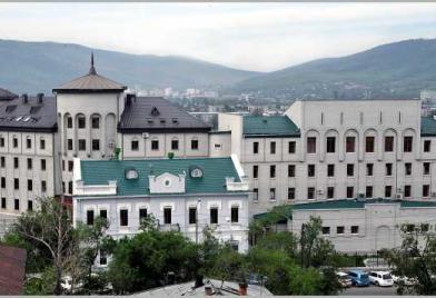 Забайкальский краевой суд