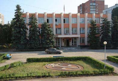 Комсомольский районный суд г. Тольятти